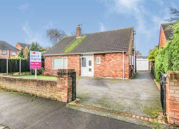 Thumbnail Detached bungalow for sale in Bridle Way, Great Sutton, Ellesmere Port