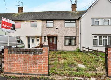 Thumbnail 3 bed terraced house for sale in Glenloch Drive, Nottingham