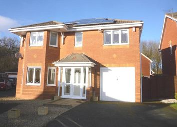 Thumbnail 4 bed detached house to rent in Hookacre Grove, Priorslee, Telford