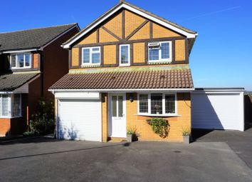 Thumbnail 3 bed detached house for sale in Tithe Meadow, Basingstoke