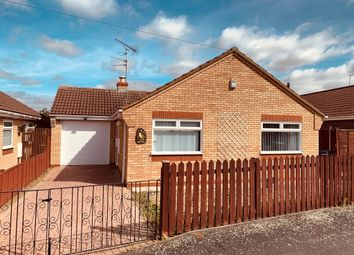 Thumbnail 2 bed detached bungalow for sale in Gull Way, Whittlesey, Peterborough