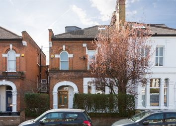 Thumbnail 6 bed terraced house for sale in Ferme Park Road, Crouch End, London