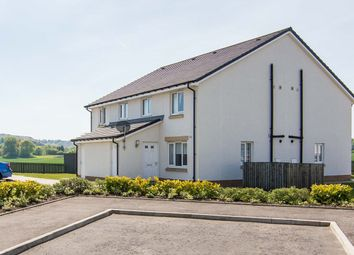 Thumbnail 2 bed end terrace house for sale in Church Place, Winchburgh, Broxburn