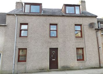 Thumbnail 4 bed terraced house for sale in Upper Dunbar Street, Wick