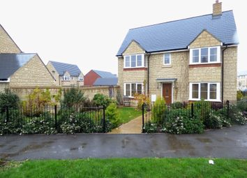 Thumbnail 3 bed semi-detached house for sale in Buccaneer Avenue, Brockworth, Gloucester