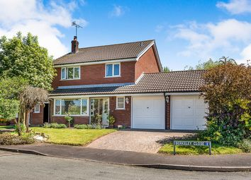 Thumbnail 4 bed detached house for sale in Berkeley Close, Gnosall, Stafford