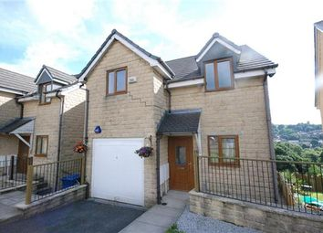 Thumbnail 4 bed detached house to rent in Daneswood Avenue, Whitworth, Rochdale