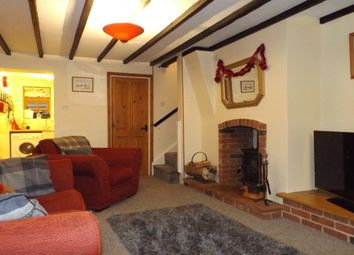 Thumbnail 2 bed cottage to rent in Staithe Road, Burgh St. Peter, Beccles