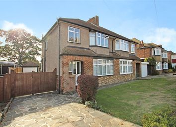 Thumbnail 3 bed detached house for sale in Broughton Road, Locksbottom, Kent