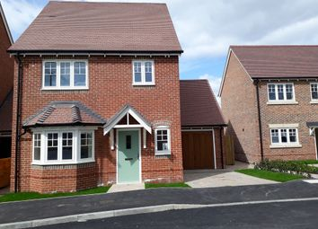 Thumbnail 3 bedroom detached house for sale in Wilcot Road, Pewsey
