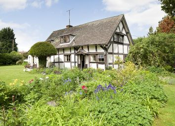 Thumbnail 3 bed detached house for sale in Strefford, Craven Arms, Shropshire