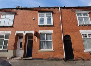 Thumbnail 6 bed terraced house to rent in Hartopp Road, Clarendon Park, Leicester