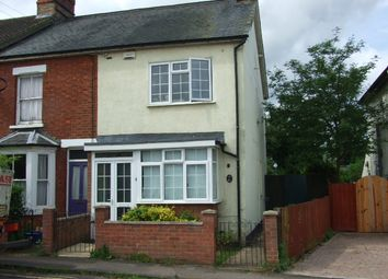 Thumbnail 3 bed end terrace house for sale in Theydon Avenue, Woburn Sands