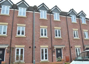 Thumbnail 4 bed town house for sale in Sapphire Way, Brockworth, Gloucester
