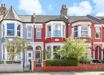 Thumbnail 4 bedroom terraced house for sale in Frobisher Road, London
