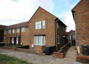Thumbnail 3 bed end terrace house for sale in Abbotswood Road, Luton