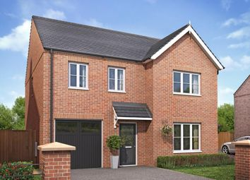 "Thumbnail 4 bed detached house for sale in ""The Eynsham "" at Buttercup Avenue, Wynyard, Billingham"