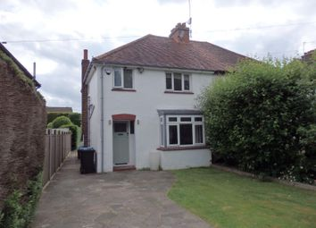 Thumbnail 3 bed semi-detached house to rent in Church Lane, Warlingham