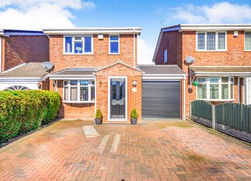 Thumbnail 3 bedroom detached house for sale in Rosewood Gardens, Essington, Wolverhampton
