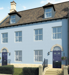 Thumbnail 3 bed semi-detached house for sale in Kettering Road, Stamford