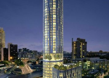 Thumbnail 1 bedroom flat to rent in Sky Gardens, Wandsworth Road, Vauxhall