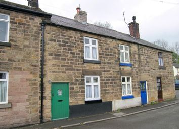 Thumbnail 1 bed terraced house to rent in Surgery Lane, Crich, Matlock