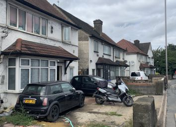 Thumbnail Semi-detached house for sale in North Circular Road, Neasden