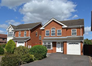 Thumbnail 4 bed detached house for sale in Peregrine Close, Bishop's Stortford