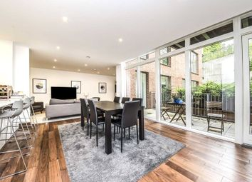 Thumbnail 3 bed flat to rent in Beaufort Court, 65 Maygrove Road, London