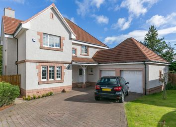 Thumbnail 5 bed detached house for sale in New Swanston, Edinburgh