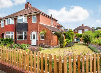 Thumbnail 3 bed semi-detached house for sale in Millfield Lane, York