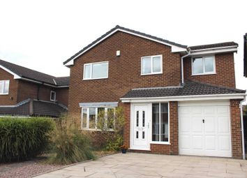 Thumbnail 5 bedroom detached house for sale in Barford Grove, Lostock, Bolton
