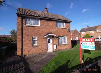 Thumbnail 2 bed property to rent in Heath Road, Middlestone Moor, Spennymoor