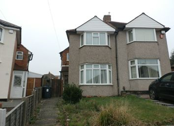 Thumbnail 3 bed semi-detached house for sale in Stancroft Grove, Yardley, Birmingham