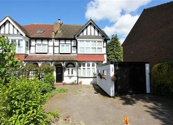 Thumbnail 4 bed semi-detached house for sale in Florence Road, Sanderstead, South Croydon