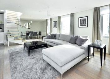 Thumbnail 4 bed property to rent in Merchant Square East, Paddington