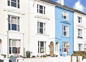 Thumbnail 5 bed terraced house for sale in The Esplanade, Sandgate, Folkestone, Kent