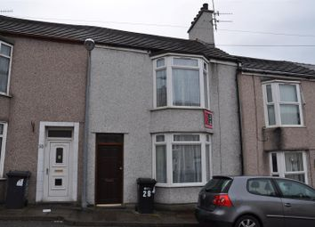 Thumbnail 3 bedroom property for sale in Henry Street, Holyhead