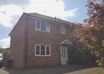 Thumbnail 4 bed detached house for sale in Priory Drove, Great Cressingham, Thetford