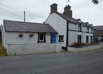 Thumbnail 3 bed semi-detached house for sale in Rhydyclafdy, Pwllheli, Gwynedd