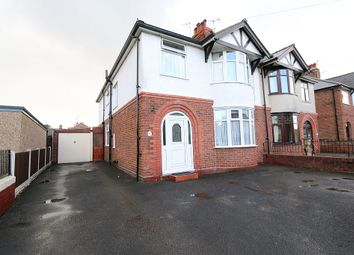 Thumbnail 4 bed semi-detached house for sale in Westminster Drive, Wrexham, Wrecsam