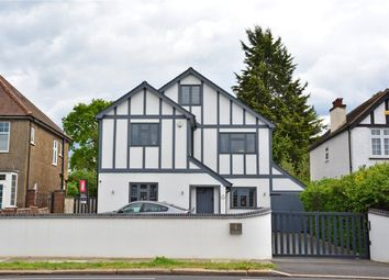 Thumbnail 5 bedroom detached house for sale in Grove Park Road, London, London