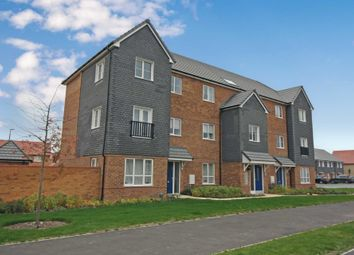 Thumbnail 2 bed flat for sale in Cottongrass Road, Harwell, Didcot