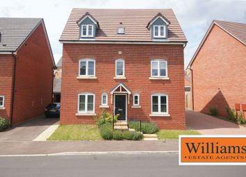 Thumbnail 5 bed detached house for sale in Old Tannery Way, Ross-On-Wye