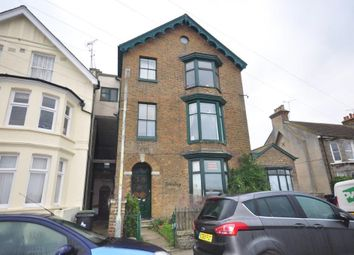 Thumbnail 2 bedroom flat for sale in Westcliffe, Whitstable, Kent