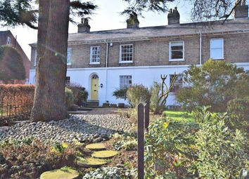 Thumbnail 3 bedroom town house for sale in Bracondale, Norwich