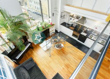 Thumbnail 2 bed flat to rent in Kings Wharf, Kingsland Road, Haggerston