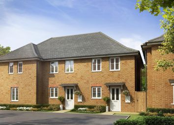 "Thumbnail 2 bed semi-detached house for sale in ""Ashford"" at Dorman Avenue North, Aylesham, Canterbury"