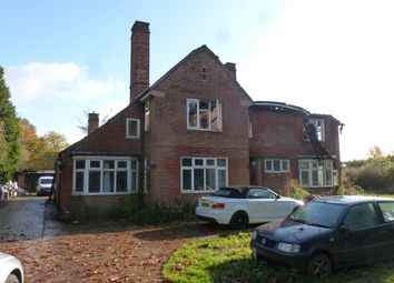 Thumbnail 4 bed detached house for sale in Main Road, Stickney, Boston