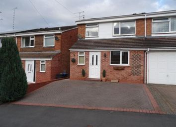 Thumbnail 3 bed semi-detached house to rent in Browns Bridge Road, Southam
